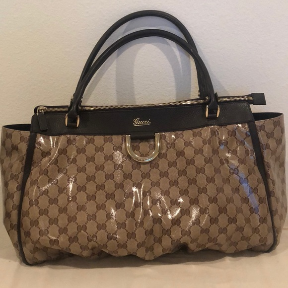Gucci (crystal) handbag AUTHENTIC